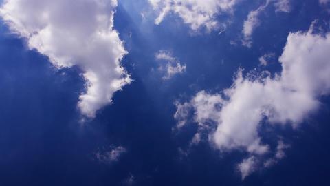 Sky Cloud 110907 B 1 HD Footage