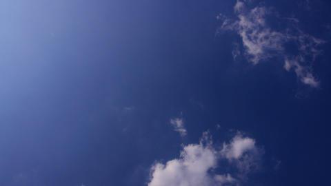 Sky Cloud 110907 C 2 HD Stock Video Footage