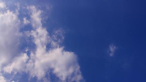 Sky Cloud 110907 D 2 HD Stock Video Footage