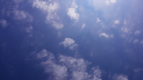Sky Cloud 110812 A 1 HD Stock Video Footage