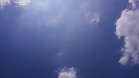 Sky Cloud 110812 B 1 HD Stock Video Footage