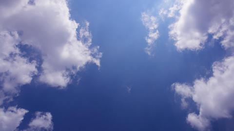 Sky Cloud 110908 C 1 HD Stock Video Footage