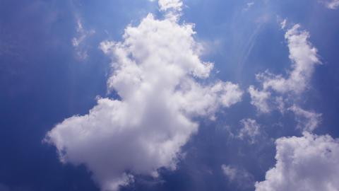 Sky Cloud 110908 C 1 HD Footage