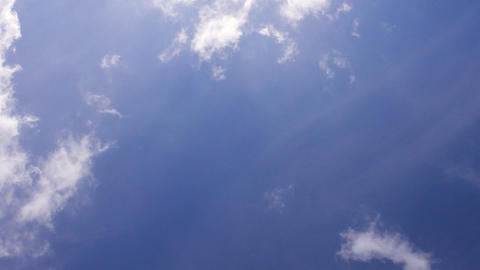 Sky Cloud 110815 B 1 HD Footage