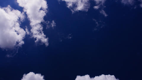 Sky Cloud 110824 B 2 HD Stock Video Footage
