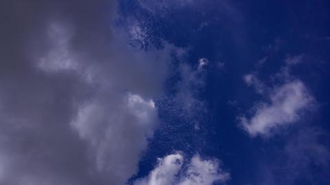 Sky Cloud 110824 C 2 HD Stock Video Footage