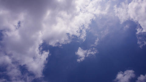Sky Cloud 110828 A 1 HD Footage