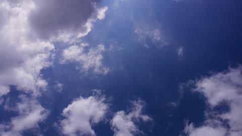 Sky Cloud 110828 B HD Stock Video Footage
