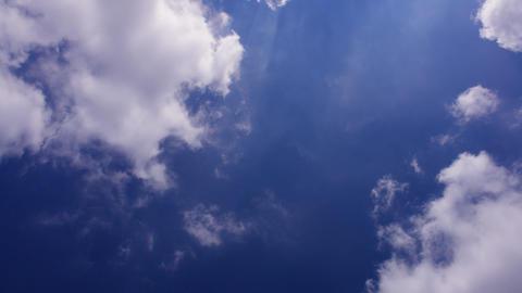 Sky Cloud 110829 A 1 HD Footage