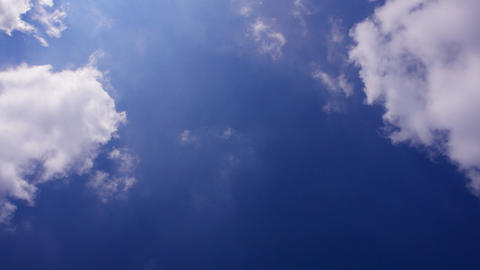 Sky Cloud 110829 B 1 HD Footage