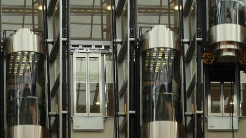 elevators Stock Video Footage