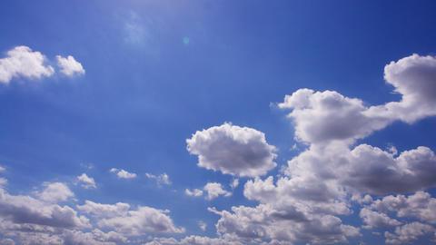 Sky Cloud 110912 B 1 HD Stock Video Footage