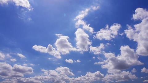 Sky Cloud 110912 B 1 HD Footage