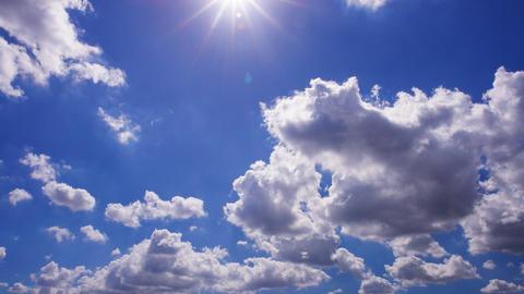 Sky Cloud 110915 B 1 HD Animation