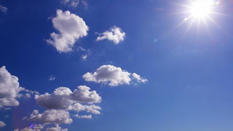 Sky Cloud 110915 C 1 HD Stock Video Footage