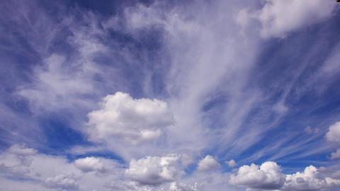 Sky Cloud 110916 A 2 HD Stock Video Footage