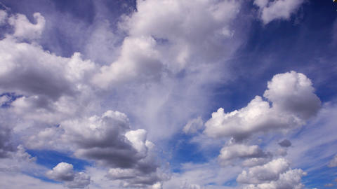 Sky Cloud 110916 A 2 HD Footage