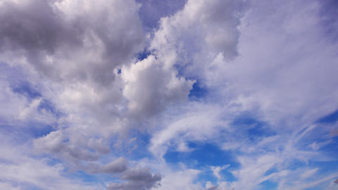 Sky Cloud 110916 B 2 HD Animation