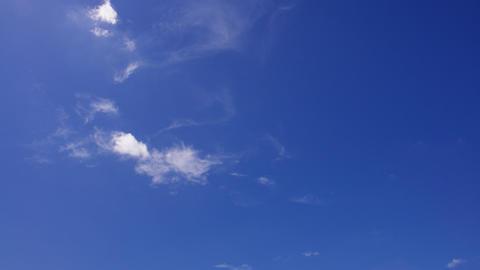 Sky Cloud 110918 A 2 HD Stock Video Footage
