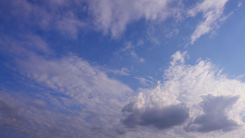 Sky Cloud 110925 B 2 HD Stock Video Footage
