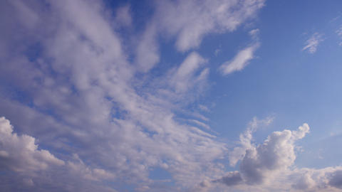 Sky Cloud 110925 B 2 HD Stock Video Footage