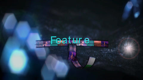 Feature Film Sequence Stock Video Footage