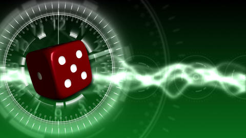 Casino Dice Background - Casino 26 (HD) Animation