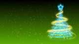 Christmas Tree Background - Merry Christmas 15 (HD) Animation