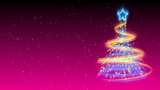 Christmas Tree Background - Merry Christmas 19 (HD) Animation