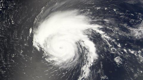 Hurricane 02 Stock Video Footage