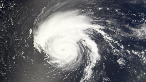 Hurricane 02 Animation