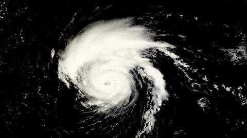 Hurricane Matte 01 Stock Video Footage