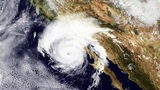 Hurricane USA West Coast Satellite Design 01 Animation