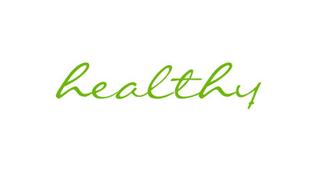 Healthy Living Stock Video Footage