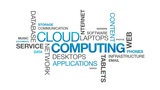 Cloud Computing Animation