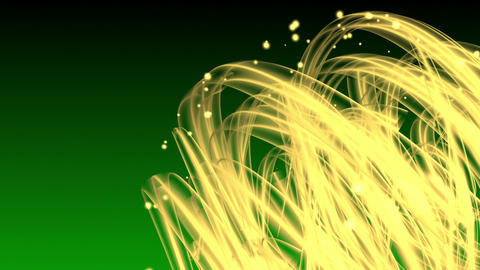 Light Streaks - Abstract Background 72 (HD) Stock Video Footage