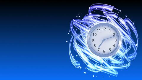 Time Flies - Clock 65 (HD) Stock Video Footage