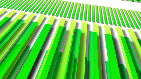 green rail Stock Video Footage