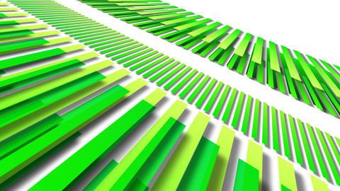 green rail Animation