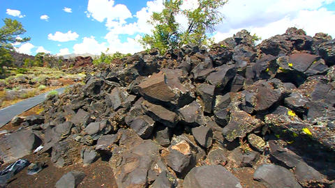 Devils Orchard Craters of the Moon Footage