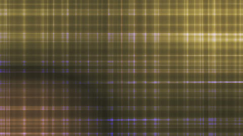 Broadcast Intersecting Hi-Tech Lines, Brown Yellow, Abstract, Loopable, HD Animation