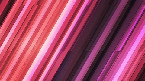 Broadcast Twinkling Slant Hi-Tech Bars, Purple Magenta, Abstract, Loopable, HD Animation