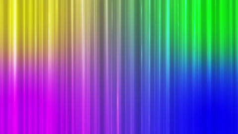 Broadcast Vertical Hi-Tech Lines, Multi Color, Abstract, Loopable, HD Animation