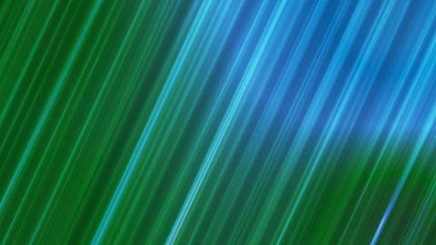 Broadcast Forward Slant Hi-Tech Lines, Blue Green, Abstract, Loopable, HD Animation