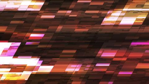 Twinkling Horizontal Slant Hi-Tech Small Bars, Brown, Abstract, Loopable, HD Animation