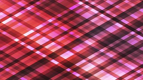 Broadcast Twinkling Diamond Hi-Tech Strips, Maroon, Abstract, Loopable, HD Animation