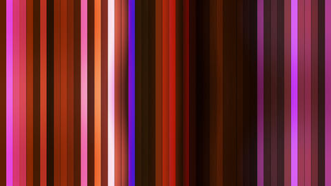 Broadcast Twinkling Vertical Hi-Tech Bars 24 Animation