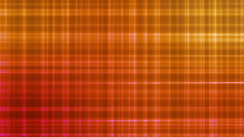 Broadcast Intersecting Hi-Tech Lines, Orange Golden, Abstract, Loopable, HD Animation