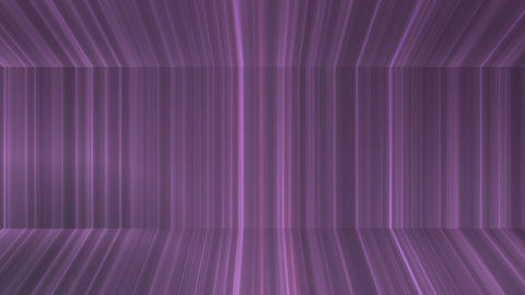 Broadcast Vertical Hi-Tech Lines Passage, Purple, Abstract, Loopable, HD Animation