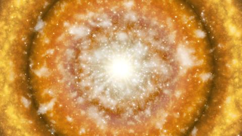 Broadcast Hi-Tech Firey Celestial Body 02 Animation